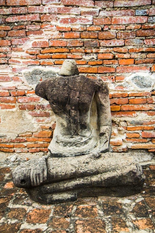 Wat Chai Watthanaram in Ayutthaya stock photos