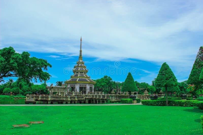 Wat Chaloem Phrakiat стоковые изображения rf