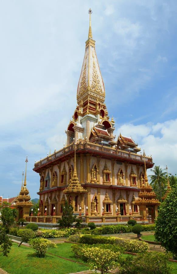 Download Wat Chalong Pagoda In Phuket Thailand Stock Photo - Image: 29006710