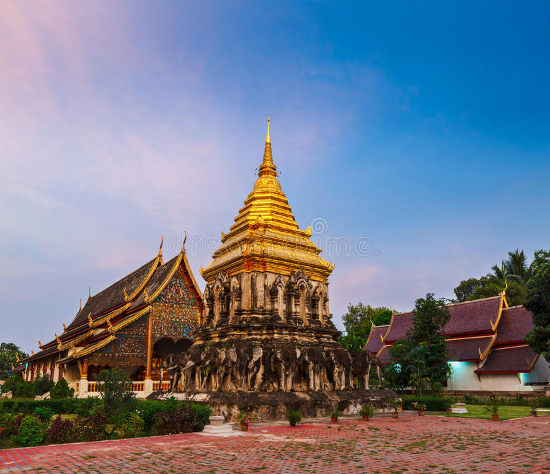 Download Wat Chedi Luang. Chiang Mai, Thailand Stock Photo - Image: 34113064