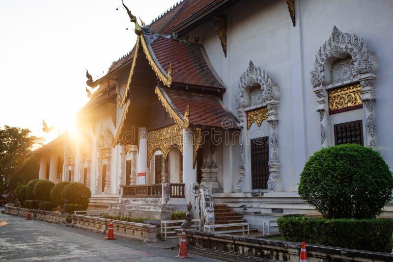 Wat Chedi Luang Varavihara, Chiang Mai, Thailand lizenzfreies stockfoto