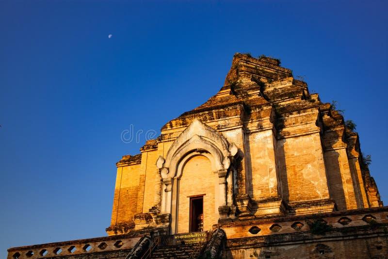 Wat Chedi Luang Varavihara, Chiang Mai, Thailand stockfotos