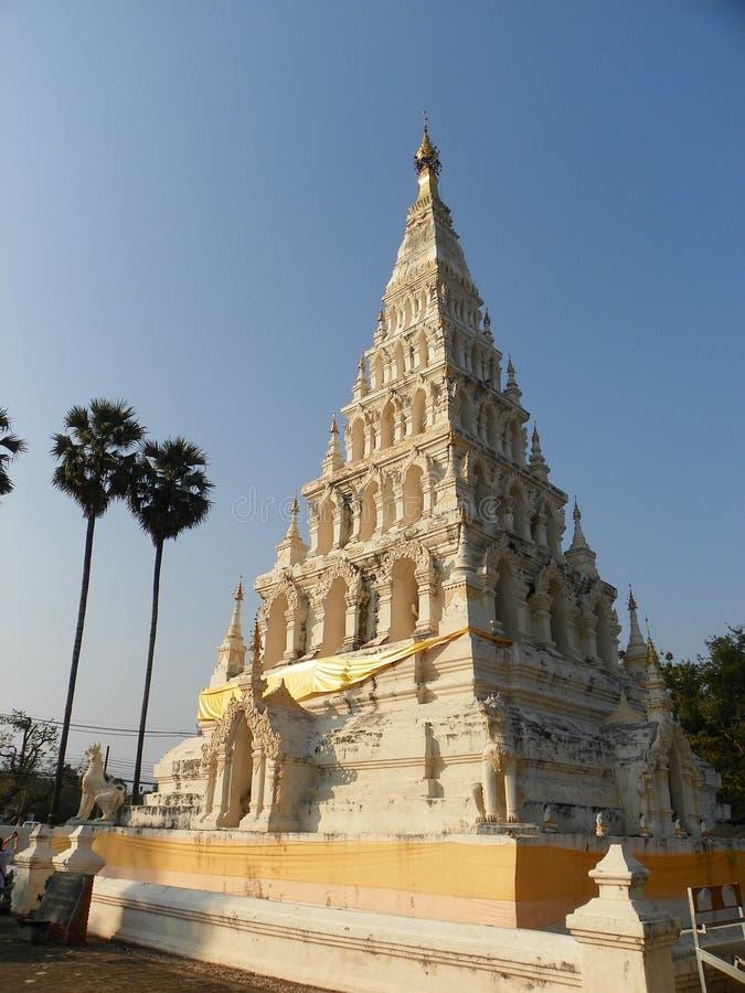 Wat chediliam寺庙 库存图片