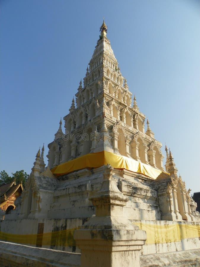 Wat chediliamtempel arkivfoto