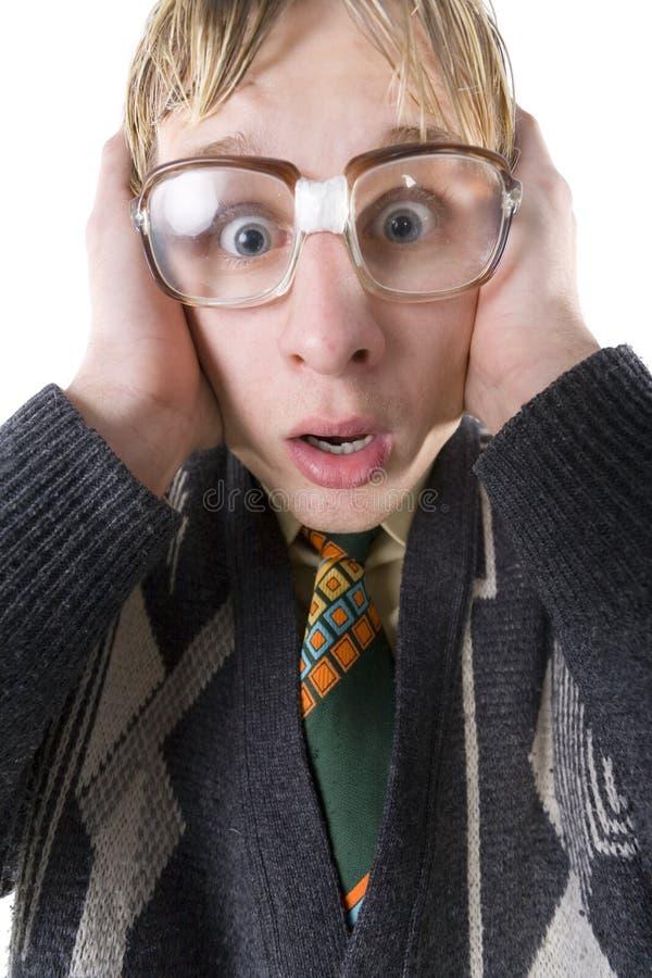 Wat is dat lawaai? royalty-vrije stock foto's
