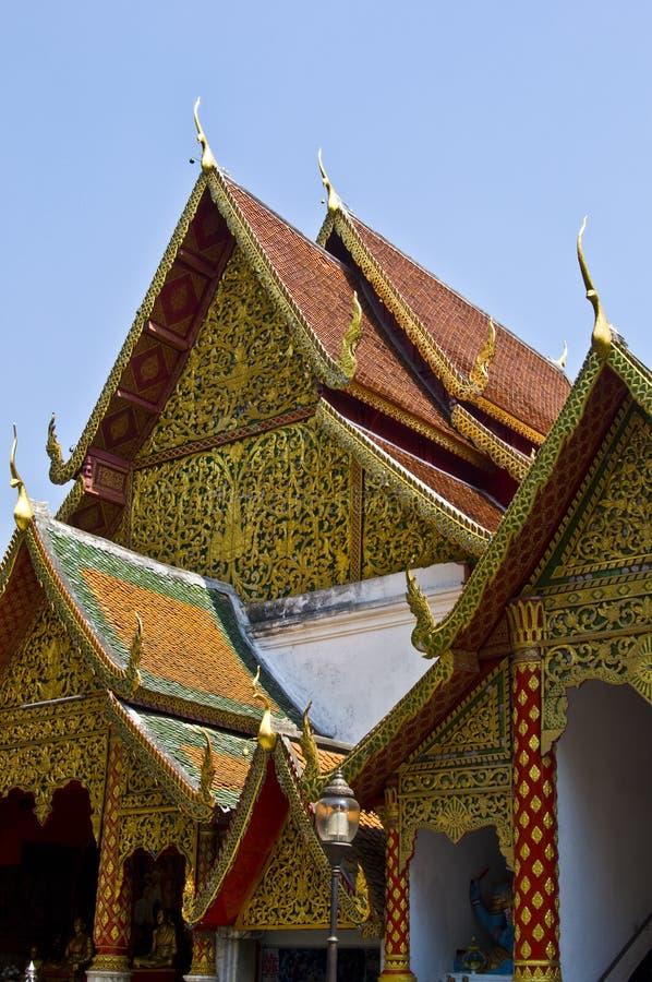 Wat Doi Suthep fotos de stock