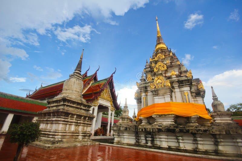 Wat en surattani fotos de archivo libres de regalías