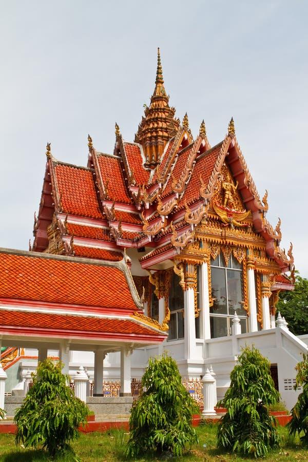 Wat Hat Yai Nai. South of Thailand stock images