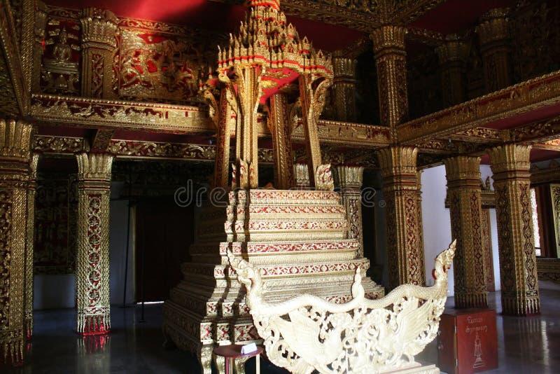 Wat Ho Pha Bang Royalty Free Stock Photo