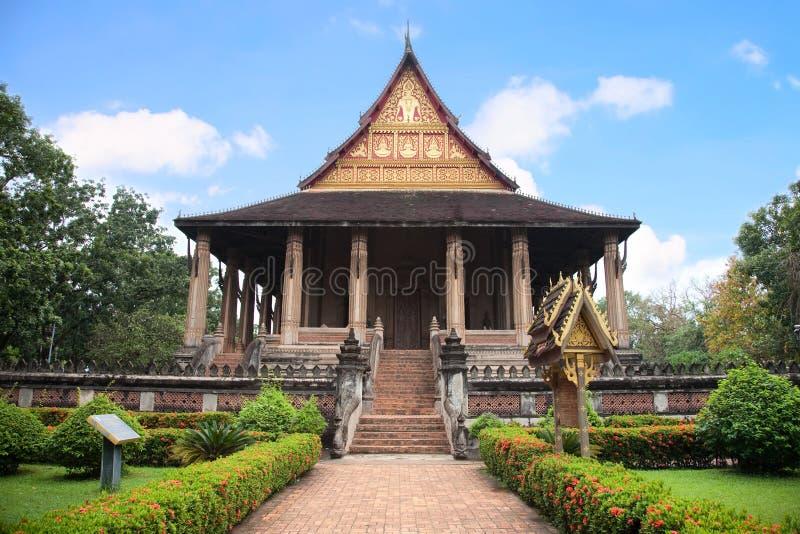 Wat Ho Phra Keo image stock