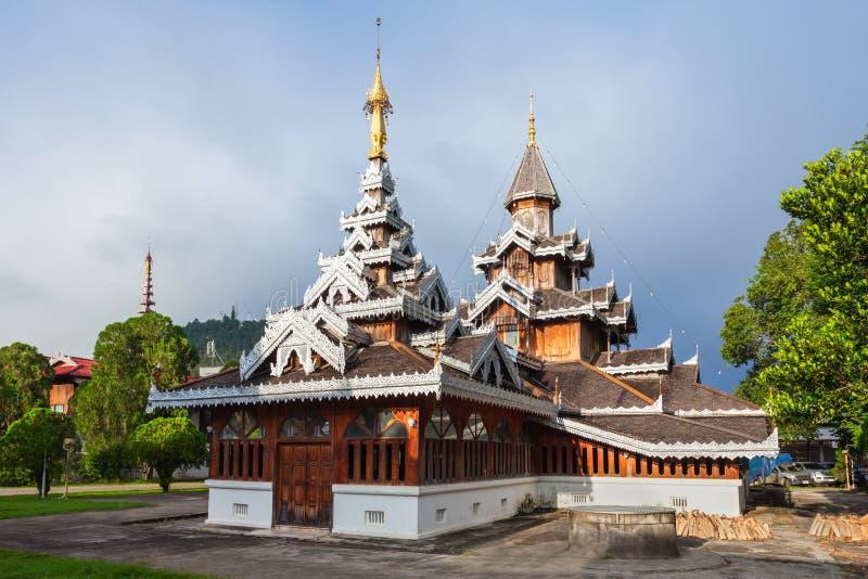 Wat Hua Wiang photos libres de droits