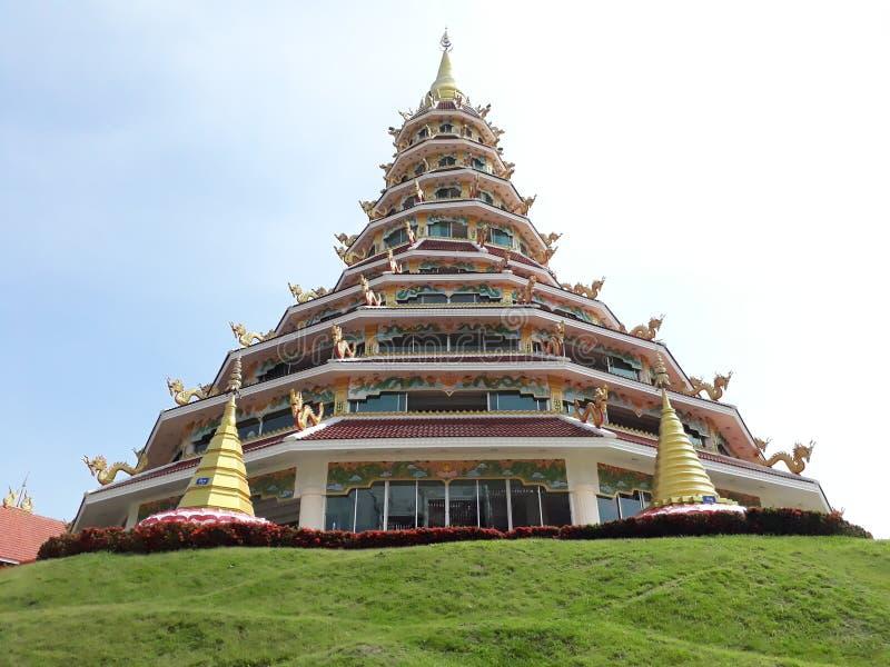 Wat huiplakang royalty free stock image