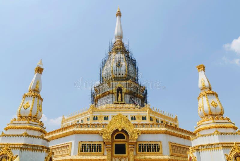 Wat Jay Dee Chaiyamongkol, Roi et, Ταϊλάνδη στοκ εικόνες