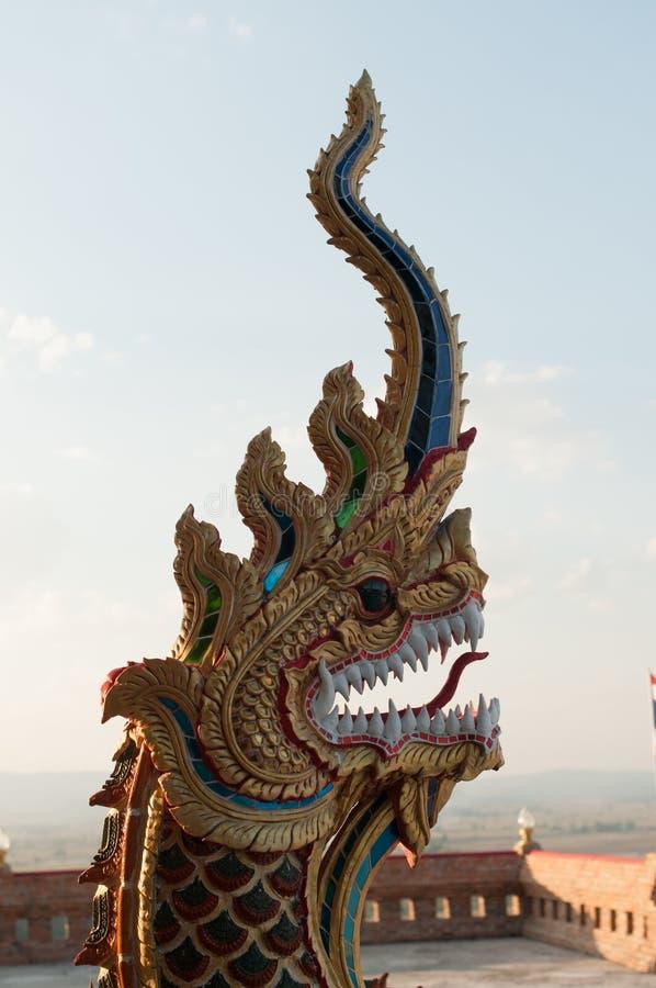 Wat JomJor Chiang Rai, Thailand royaltyfri fotografi