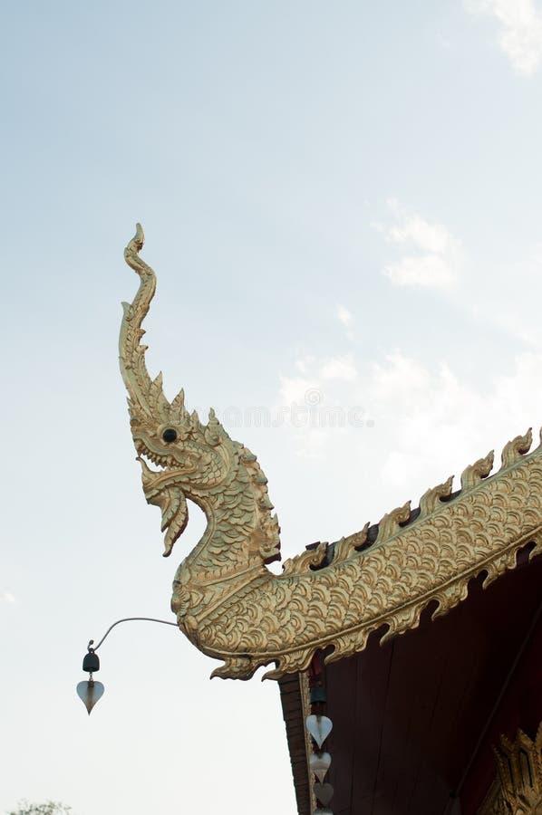 Wat JomJor Chiang Rai, Thailand fotografering för bildbyråer