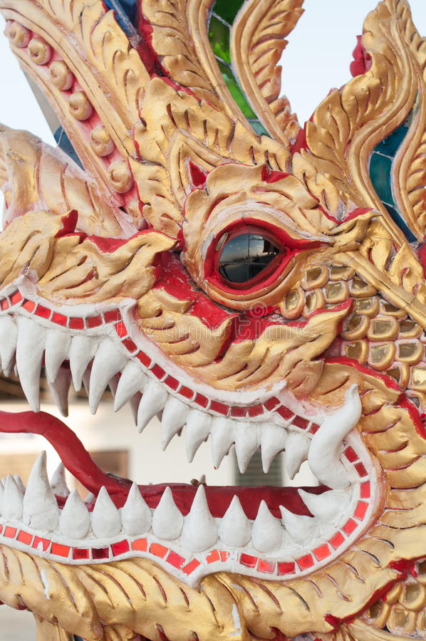 Wat JomJor Chiang Rai, Thailand arkivfoton