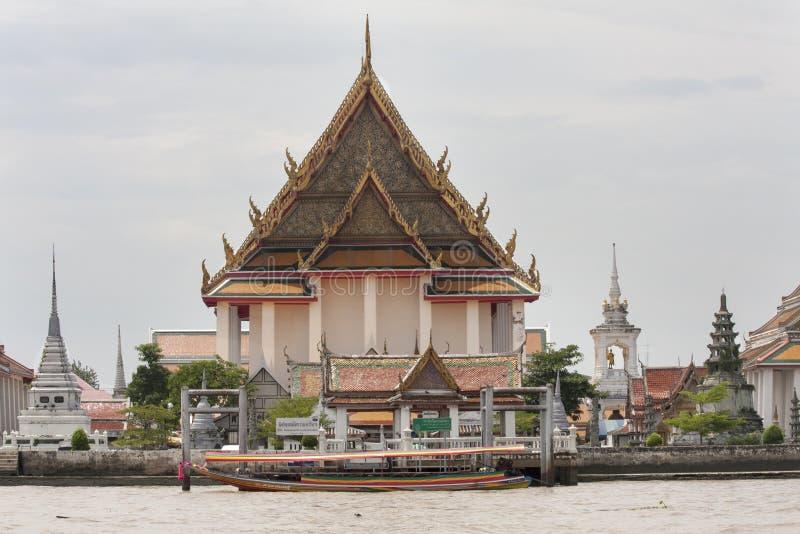 Wat Kanlayanamitr foto de stock