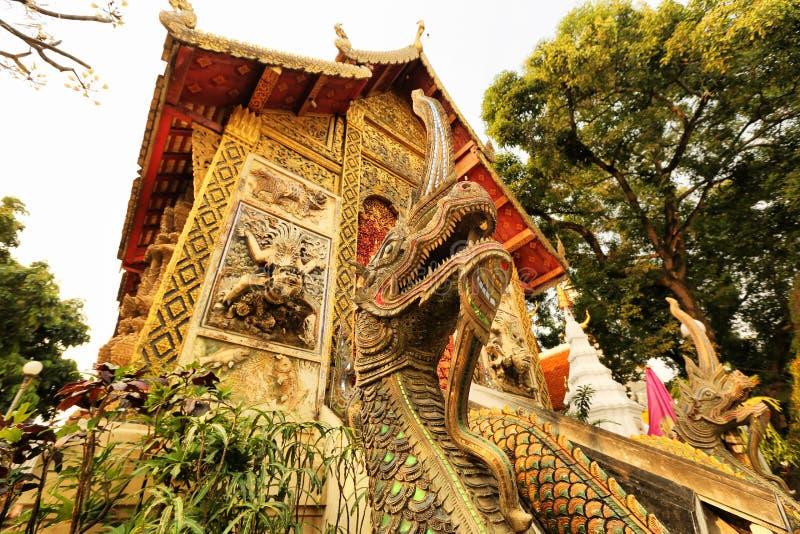 Wat Ket Karam fotografia stock