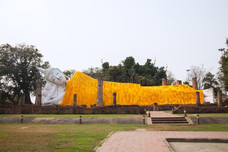 Wat Khun Inthapramun红统府泰国 库存照片