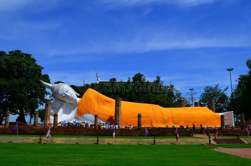 Wat Khun Inthapramun 库存图片
