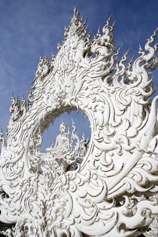 wat khun rong obrazy royalty free