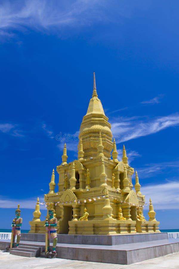 Wat in Koh Samui immagini stock