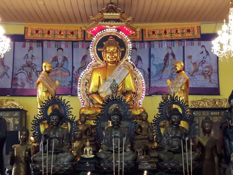 Wat Kusol Samakorn fotografia stock