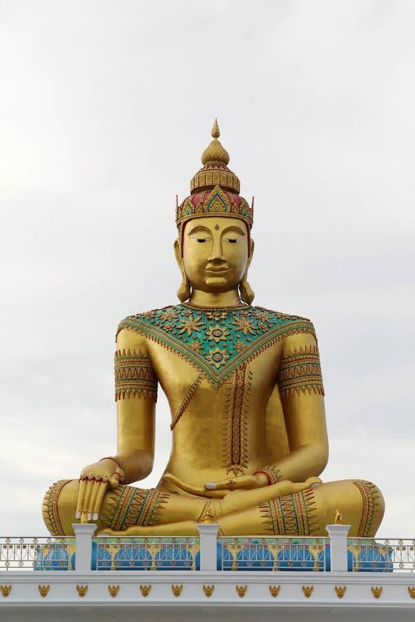 Wat Lamb Suwanaram Samutsakorn, Thailand arkivbild