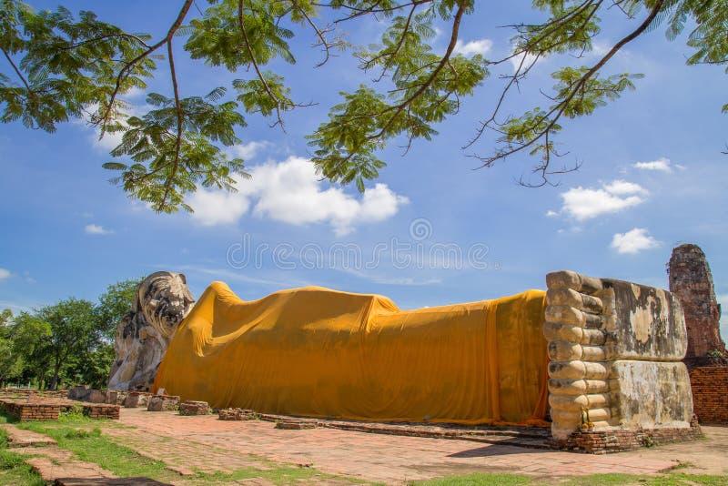 Wat Lokkayasutharam fotografia stock libera da diritti
