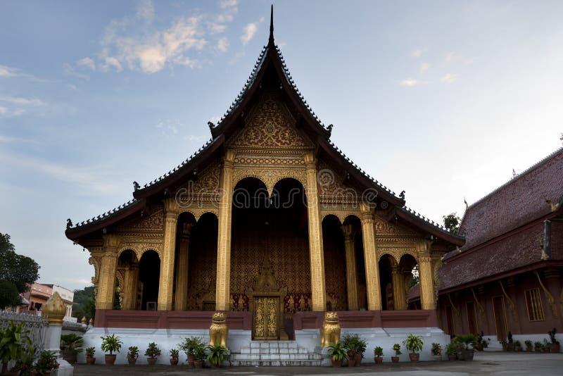Wat - Luang Prabang image stock
