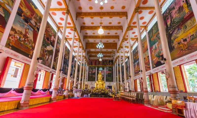 Wat Luangporto royalty-vrije stock afbeeldingen