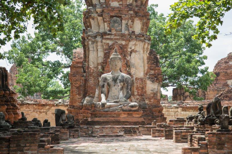 Wat Maha That image stock