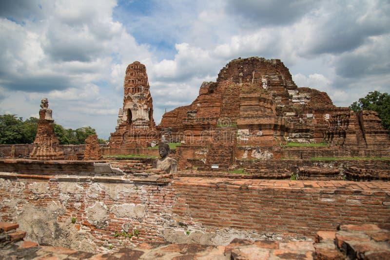 Wat Maha That photo libre de droits