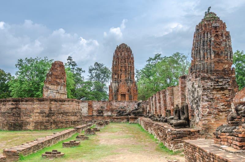 Wat Mahathat στοκ εικόνες