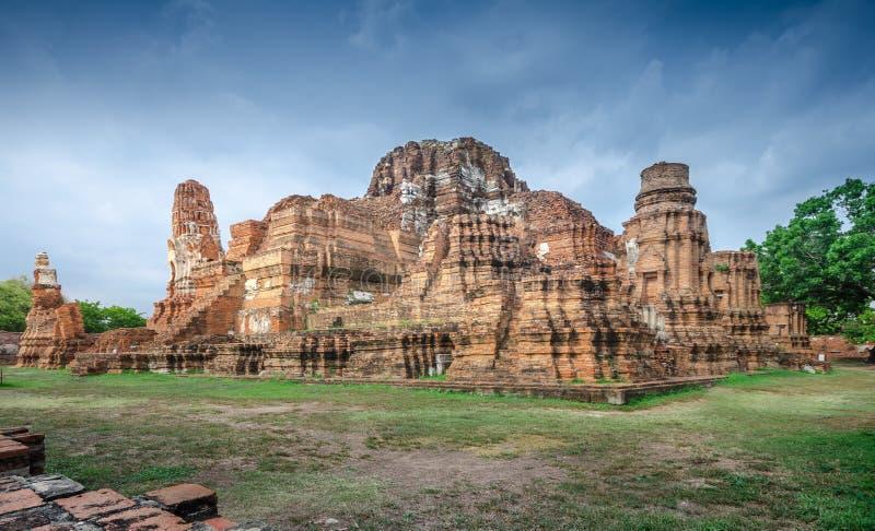 Wat Mahathat στοκ φωτογραφία με δικαίωμα ελεύθερης χρήσης