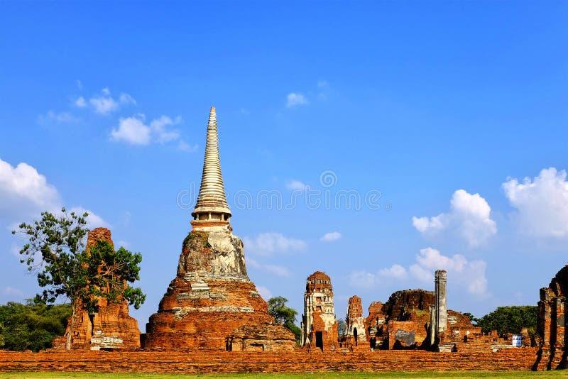 Wat Mahathat 图库摄影