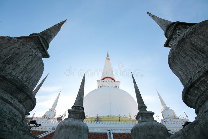Wat Mahathat Woramahawihan fotografia stock