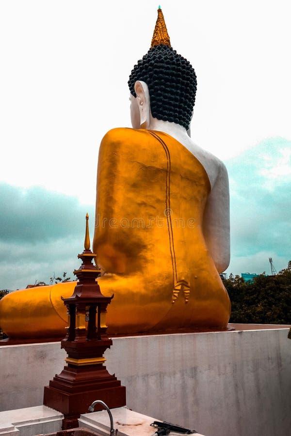 Wat Monthian em Chiang Mai, Tailândia fotos de stock royalty free