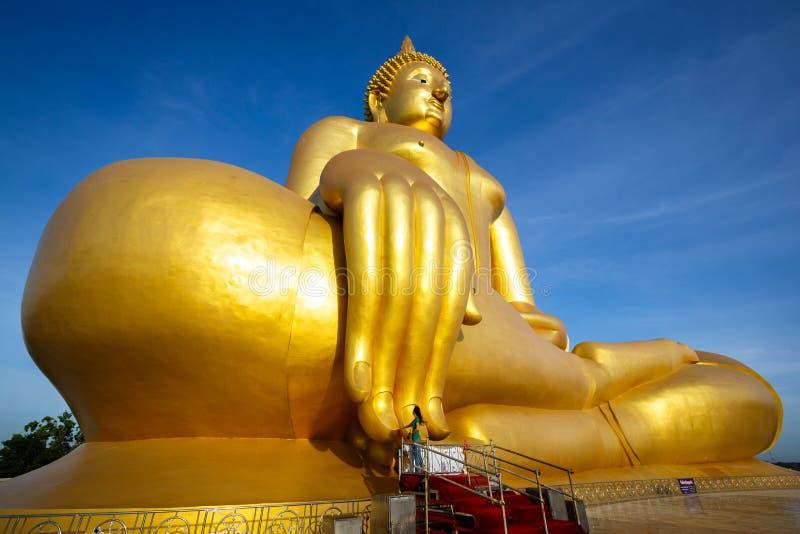 Wat Muang fotografia de stock