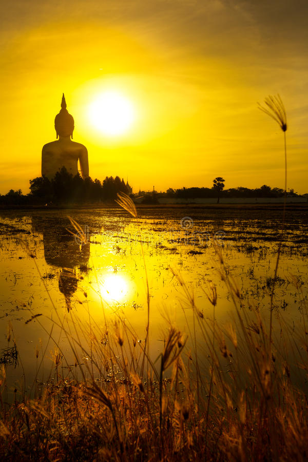 Wat Muang fotografia de stock royalty free