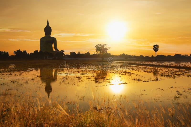 Wat Muang imagem de stock royalty free