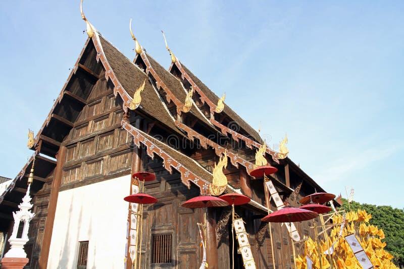 Wat niecka Tao w Chiang Mai zdjęcie royalty free