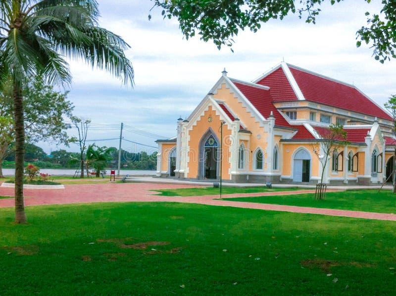 Wat Niwet Thammaprawat photographie stock libre de droits