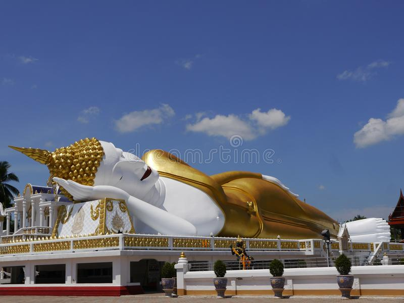 Wat That Noi, 4-72019 Lak Chang, distrito de Chang Klang, Nakhon Si Thammarat Tailandia hermosa foto de archivo