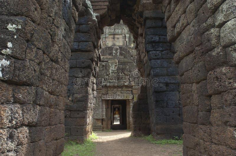 Wat Nokor。柬埔寨
