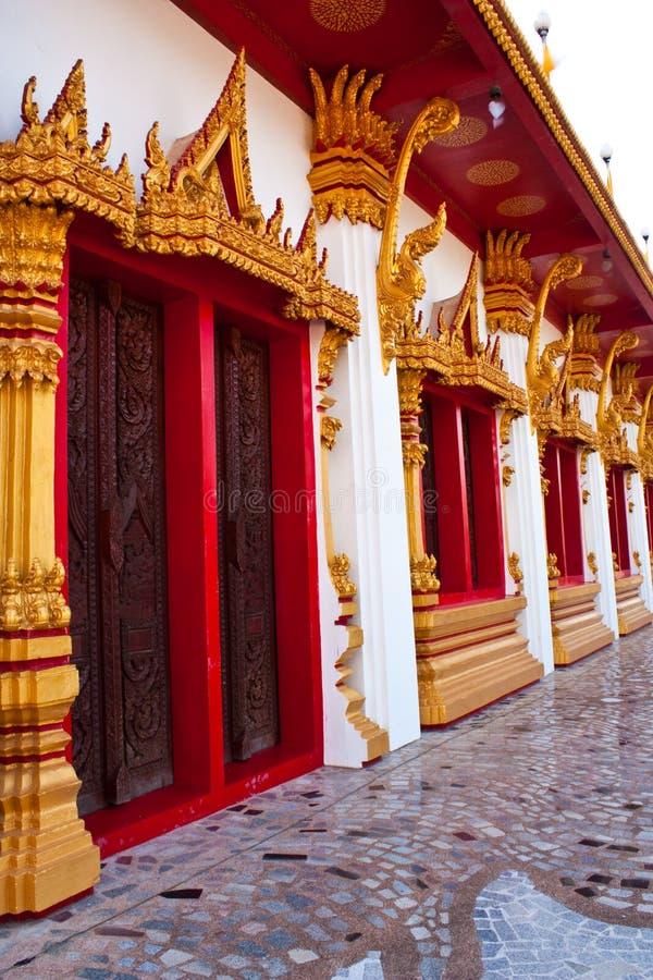 Wat Nong Wang stockfotografie