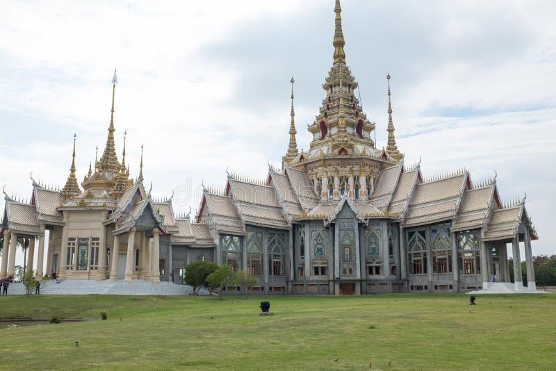 Wat Nonkhum, Sorapong zdjęcia stock