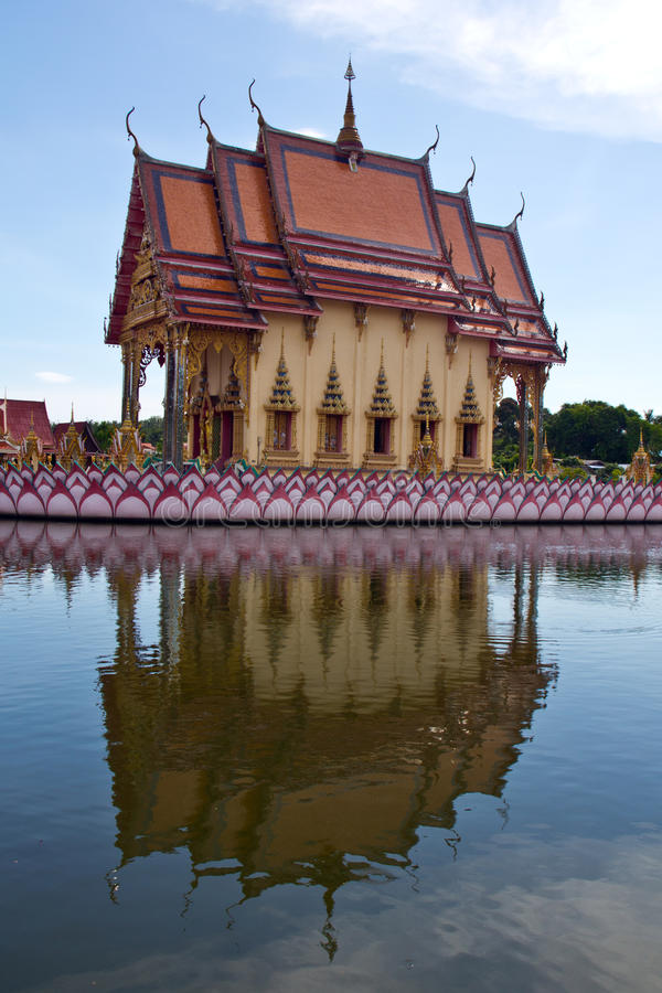 Download Wat Nuan Na Ram stock image. Image of island, historic - 25523089
