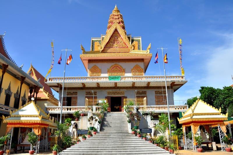 Wat Ounalom fotografía de archivo libre de regalías