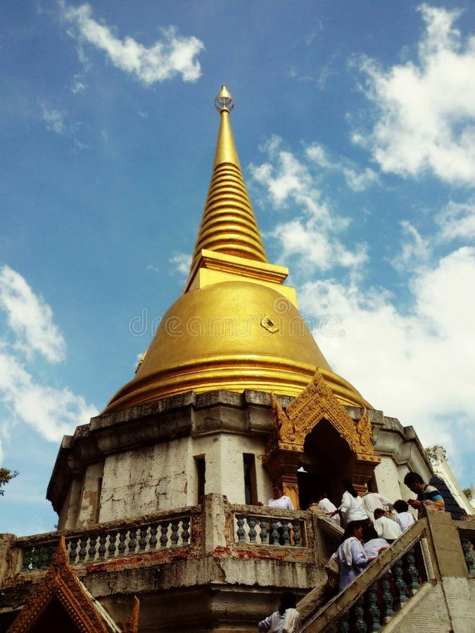 Wat Pa Phu Kon, Udon Thani Thailand stock image